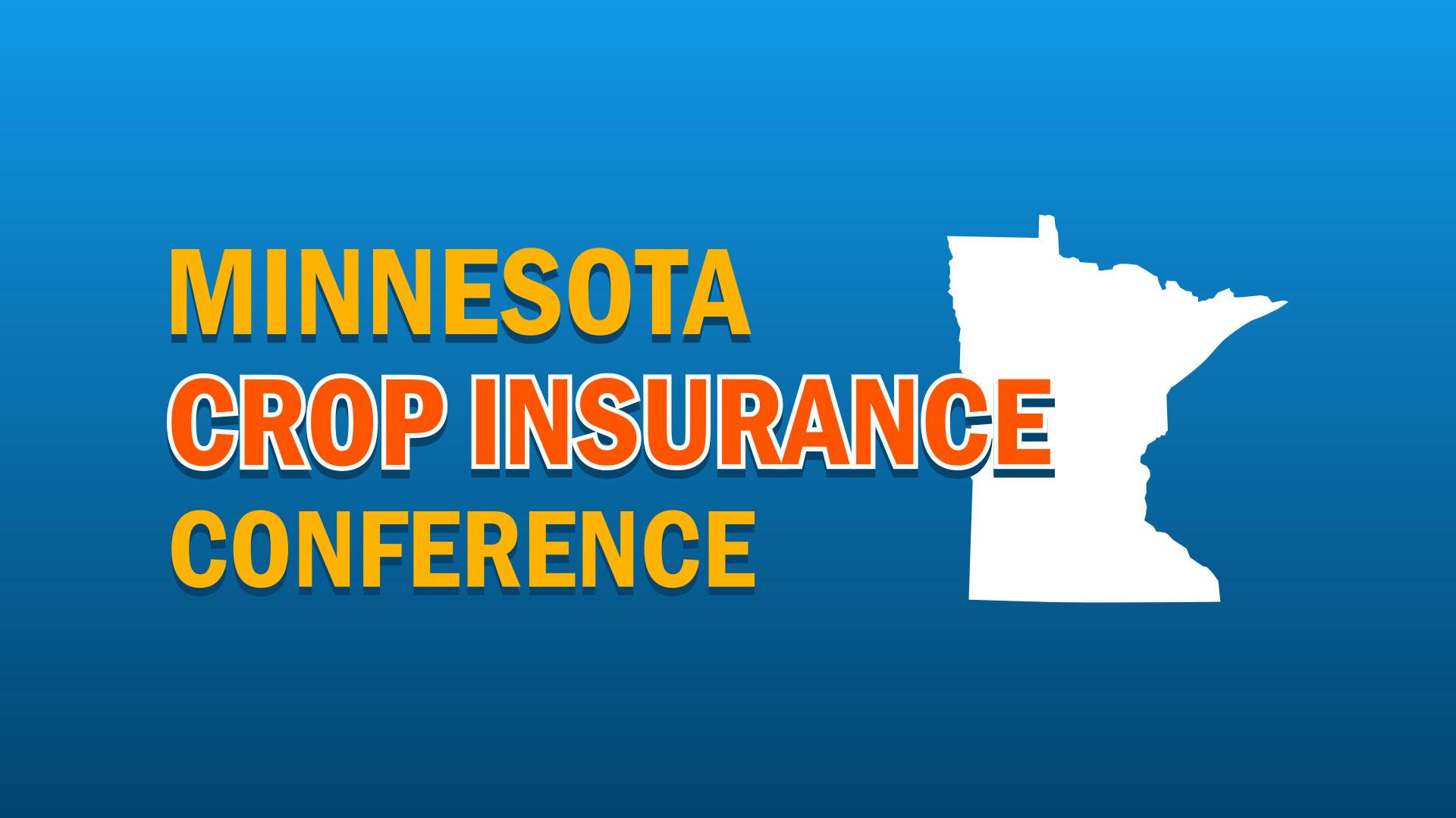 2020 Minnesota Crop Insurance Conference